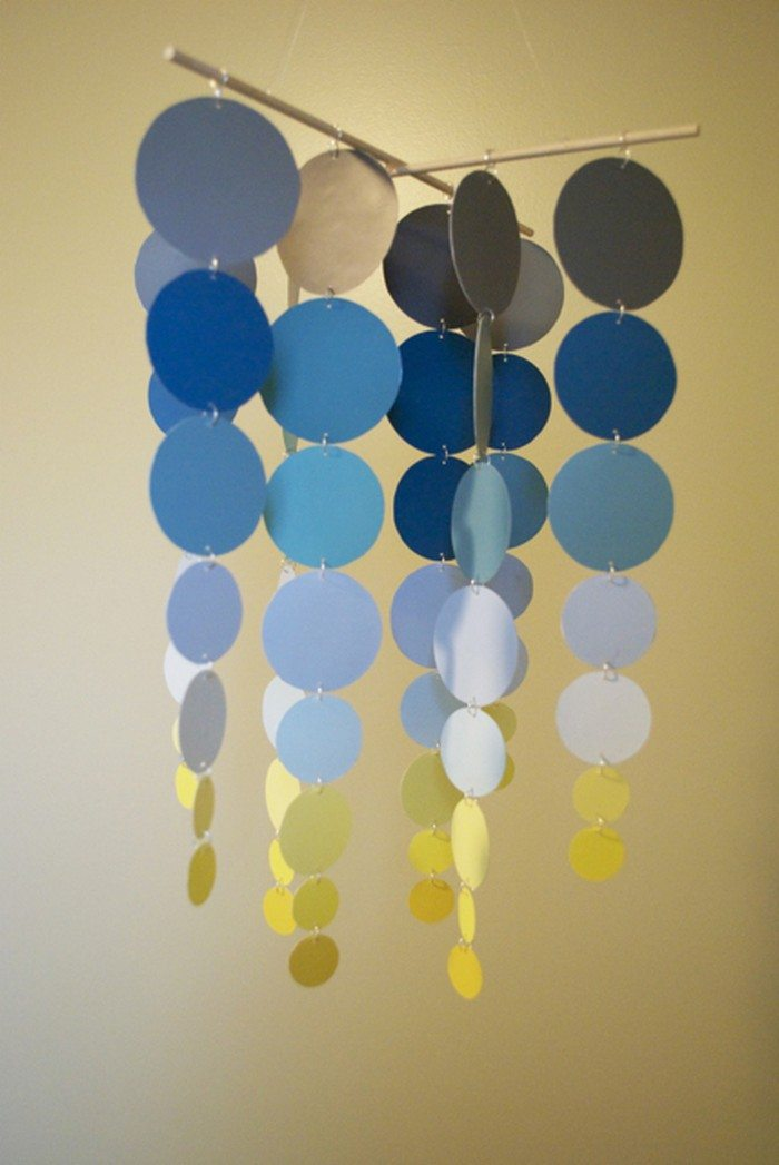 Decorate Your Home With An Adorable Paint Swatch