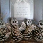 Pine Cone Fairies