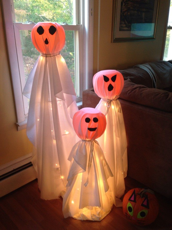 Halloween Ghost Craft Ideas
