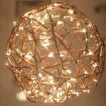 DIY grapevine balls