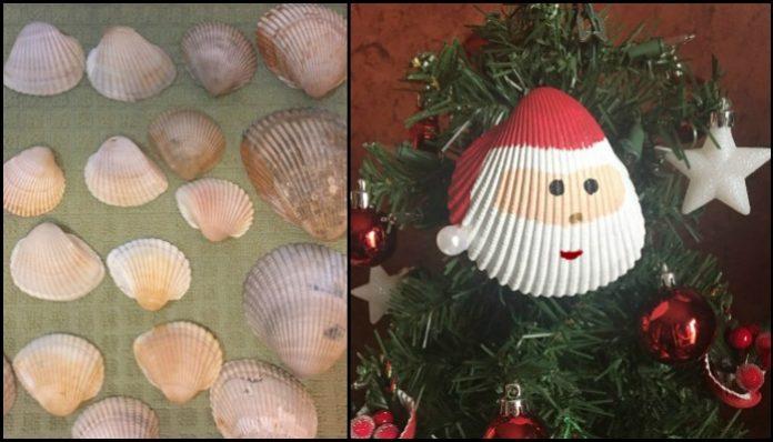 Seashell Santa