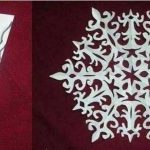 Paper Snowflakes Patterns