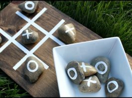 DIY Tic Tac Toe Main Image