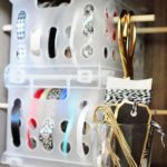 DIY Ribbon Dispenser