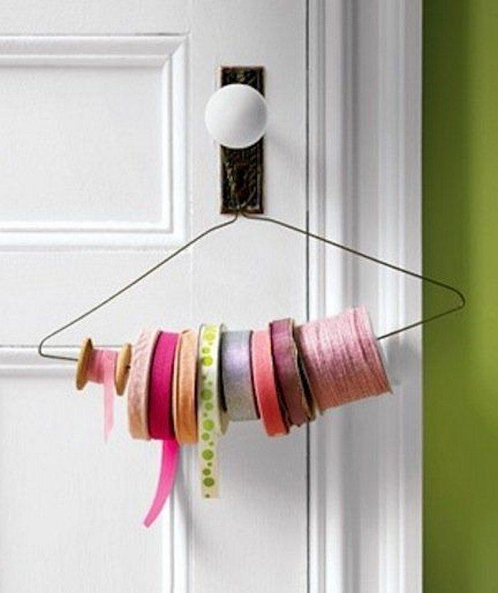 Old Hanger Ribbon Dispenser