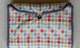How to Sew Your Own Baby Changing Mat