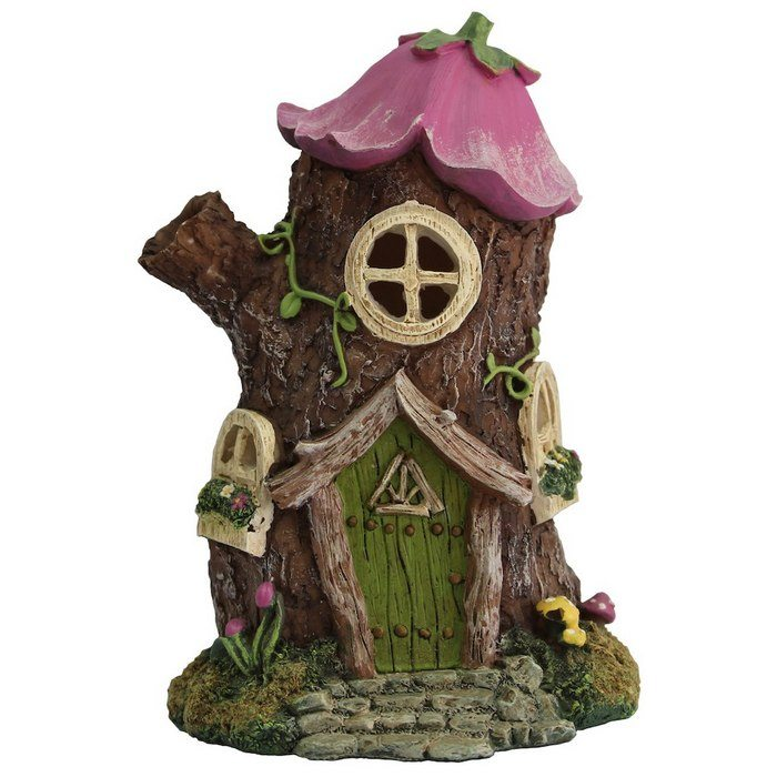 Diy Fairy House Lamp - DIY Campbellandkellarteam