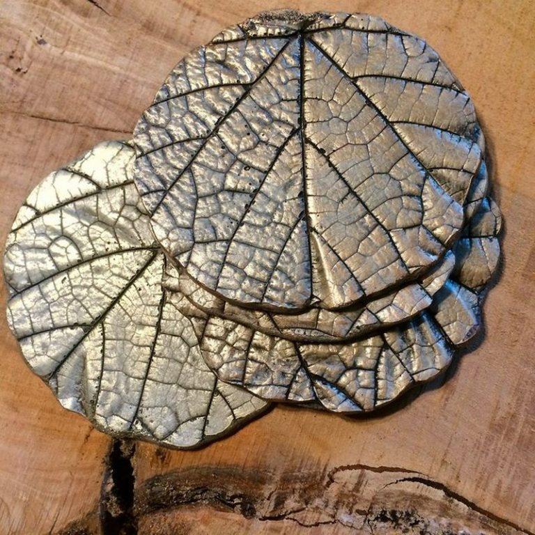 DIY Concrete Coasters