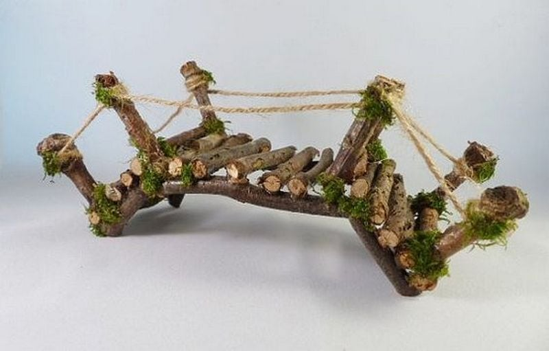 Design Your Fairy Garden Bridge Any Way You Want It!