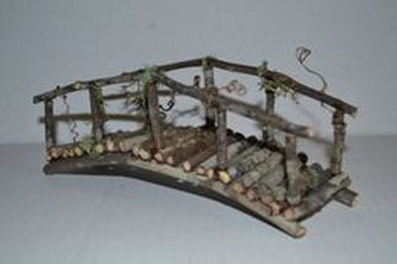 Do You Want To Start Making A Fairy Garden Bridge? You Can Get Step By Step  Instructions Hereu2026