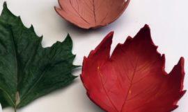 How to Make DIY Leaf Bowl