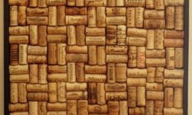 How to Make Your Own Wine Cork Board