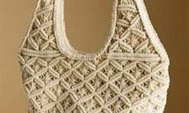 DIY Macrame Bag