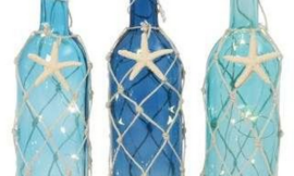 How to Make Nautical Bottles