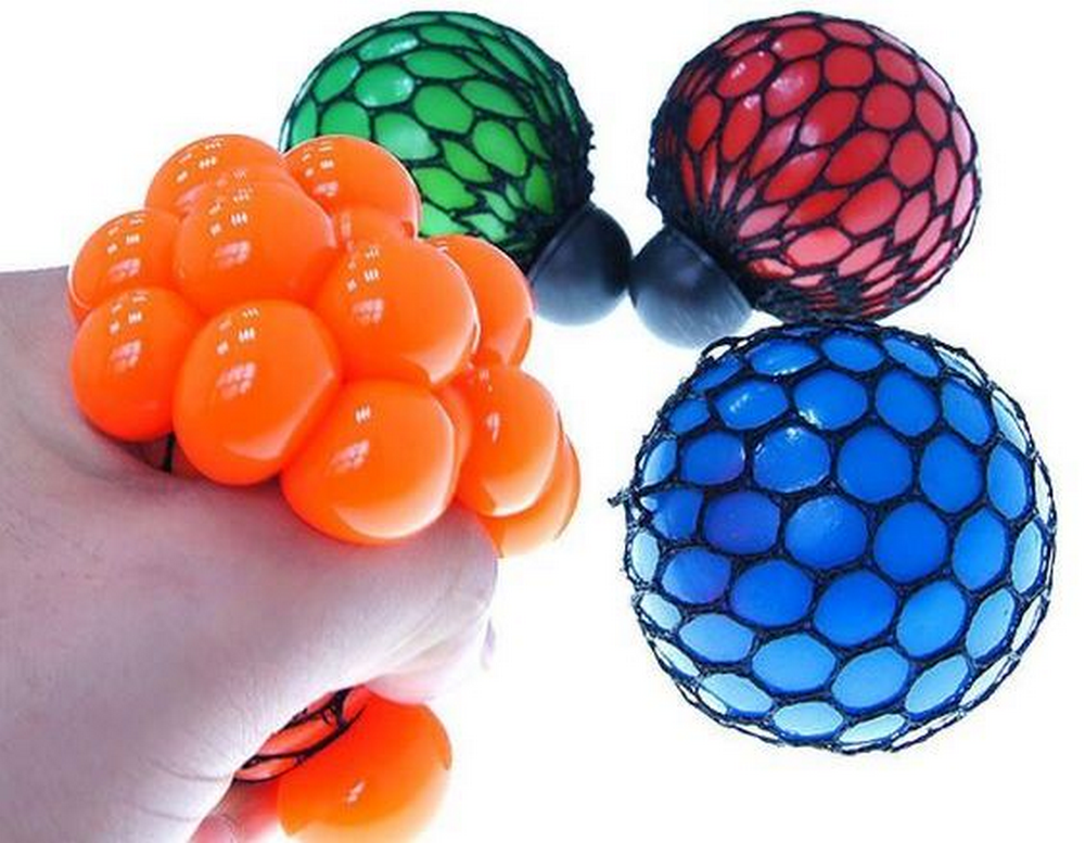 Making this super squishy stress balls can be a great bonding activity with your kids.