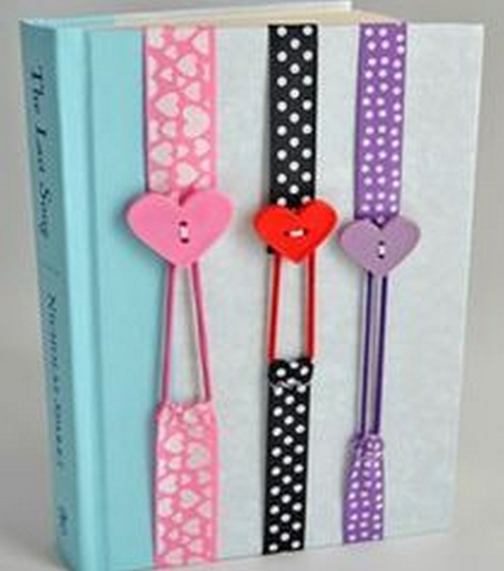 How to Make a Ribbon Bookmark