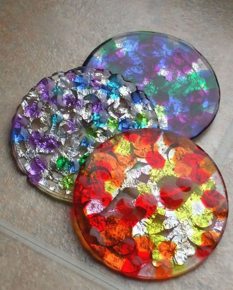 Make Your Own DIY Sun Catchers