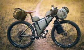 How to Make a Bicycle Frame Bag