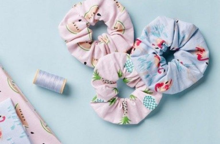Make Your Own Scrunchies!